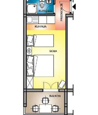 sofija apartmani budva becici