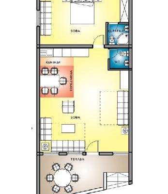 apartmants sofija budva monenegro