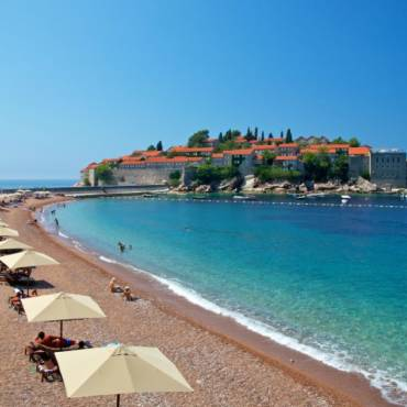 Beaches of Montenegro, the most beautiful pearls of the Adriatic