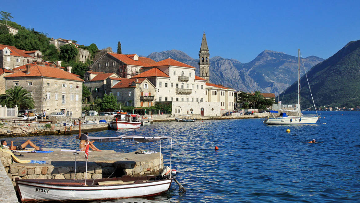 Perast – An Old Town That Stands Out with Its Beauty