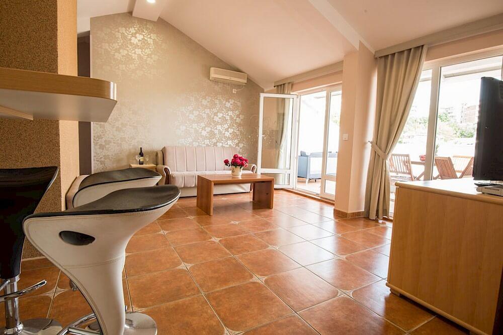 Apartmani na crnogorskom primorju