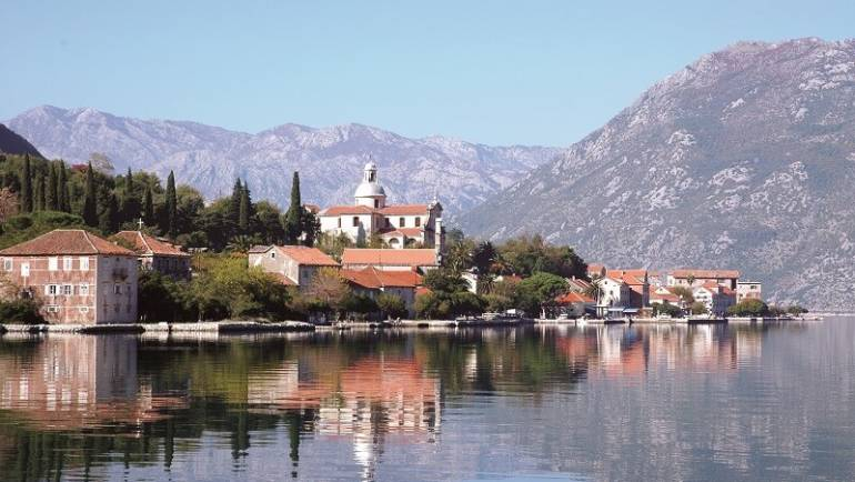 Boka Bay – the pearl of the Adriatic