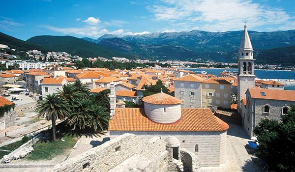 montenegro budva bečići