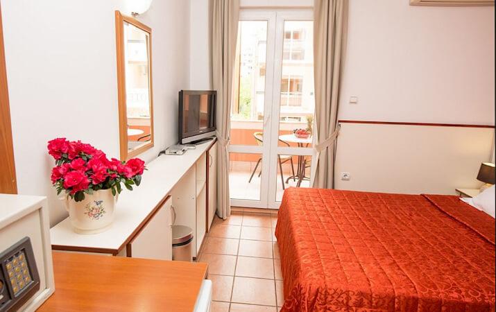 apartments budva becici montenegro