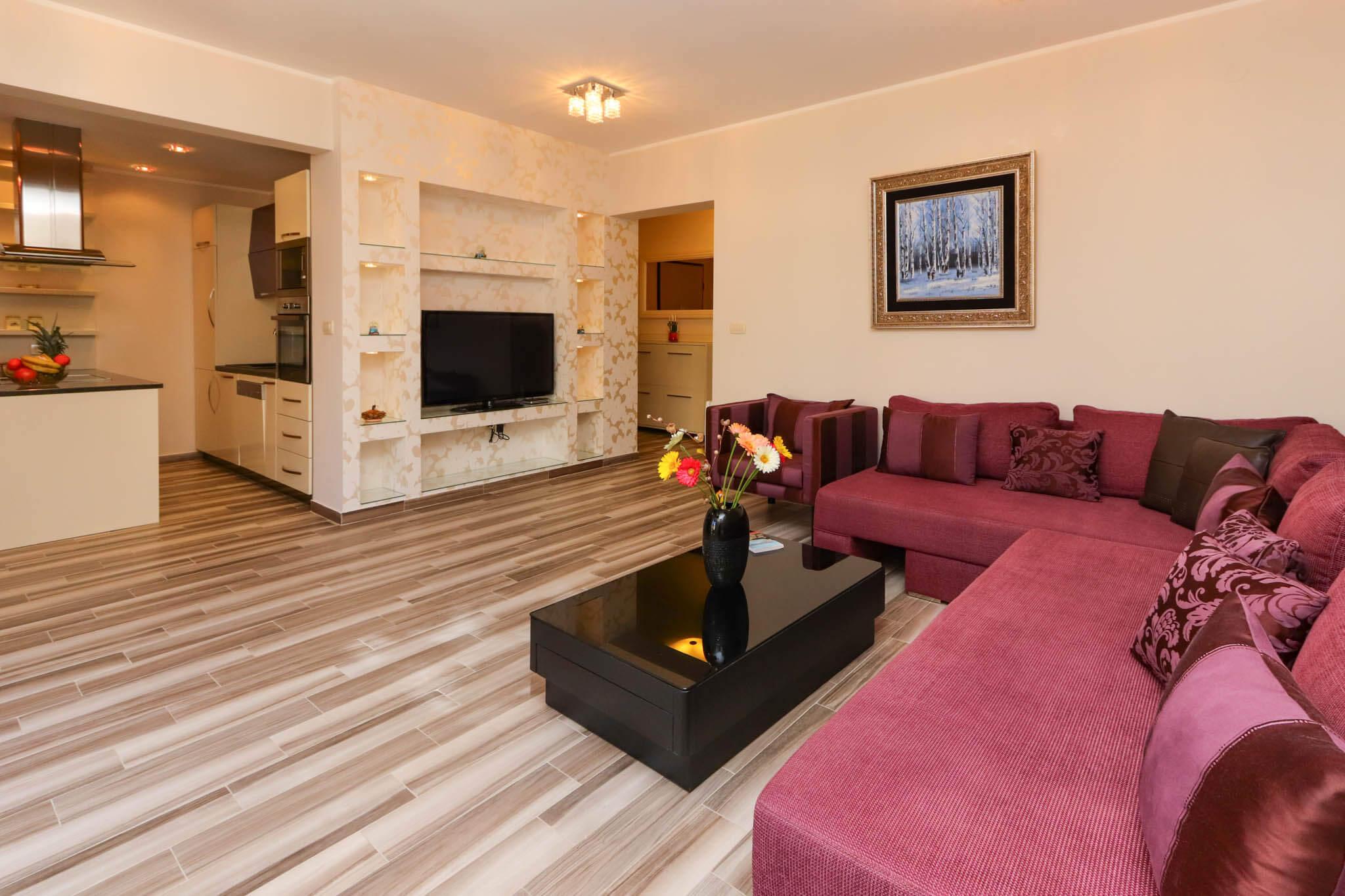 Two Bedroom Apartment Lux with garage - Apartments Sofija 2