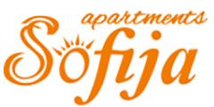 logo sofija apartments budva