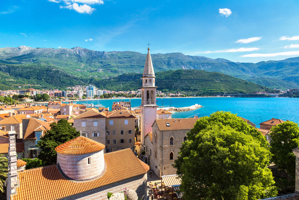 montenegro summer 2019