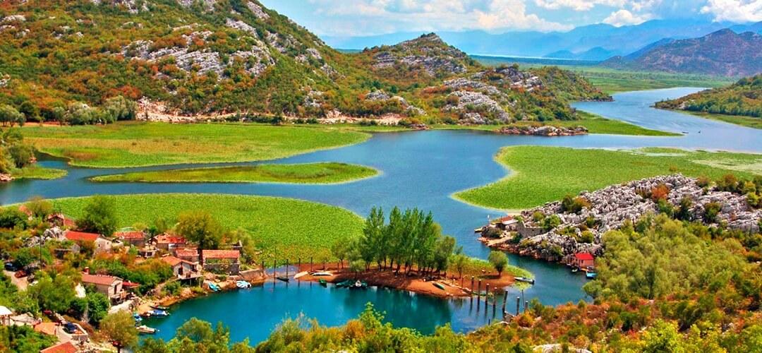 Skadarsko jezero – Najveće jezero na Balkanu